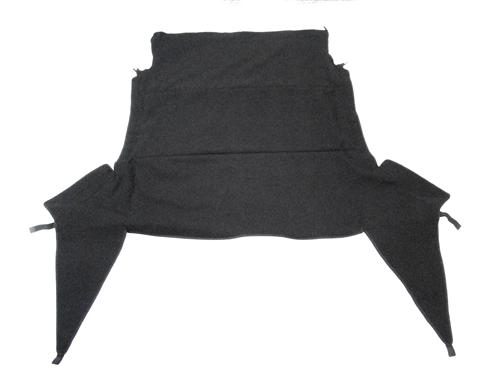 99-04 MUSTANG BLACK CONVERTIBLE HEADLINER