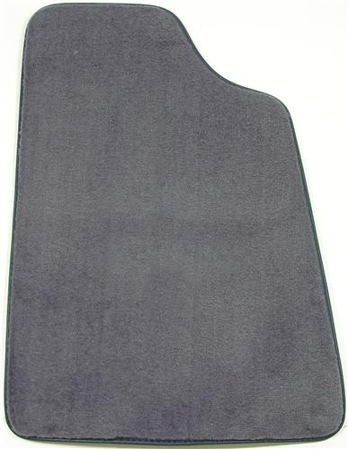 Mustang Wedgewood/Medium/Academy Blue Floor Mats (82-84)