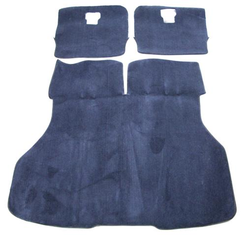 Mustang Hatch Area Carpet Regatta Blue (85-86)
