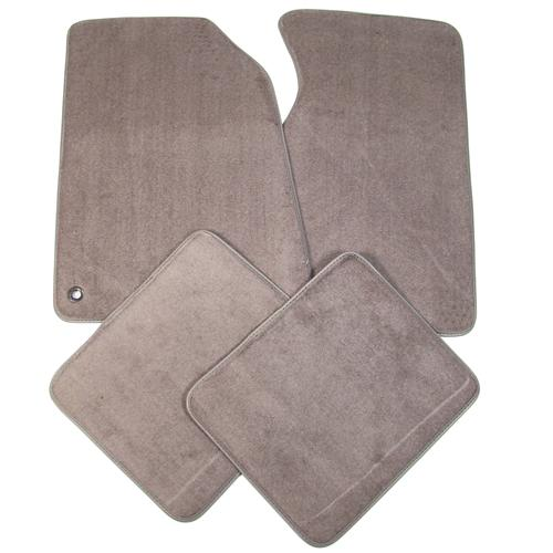ACC Mustang Floor Mats  Medium Graphite  (96-98)
