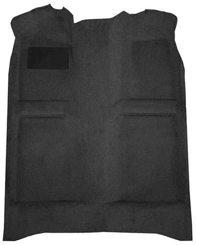 82-93 CARPET, MASS BACK, COUPE/HATCHBACK, CHARCOAL - 897 - MUSTANG - 82-93 CARPET, MASS BACK, COUPE/HATCHBACK, CHARCOAL - 897 - MUSTANG