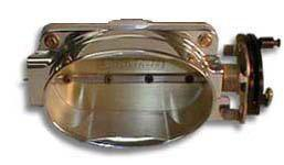 Accufab Mustang Single Blade Throttle Body Polished  (03-04) Cobra