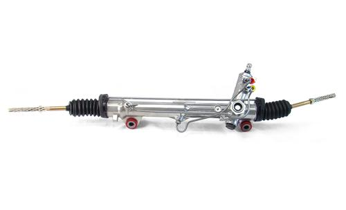 Mustang AGR 15:1 Power Steering Rack w/Firm Valving (79-93)