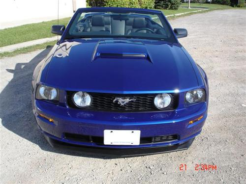 Mustang Large Hood Scoop (05-09)