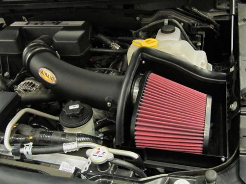 10-13 RAPTOR COLD AIR INTAKE KIT Installed - 10-13 RAPTOR COLD AIR INTAKE KIT Installed
