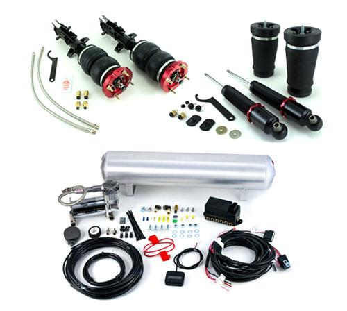 2005-14 Mustang Air Lift Digital Combo Kit