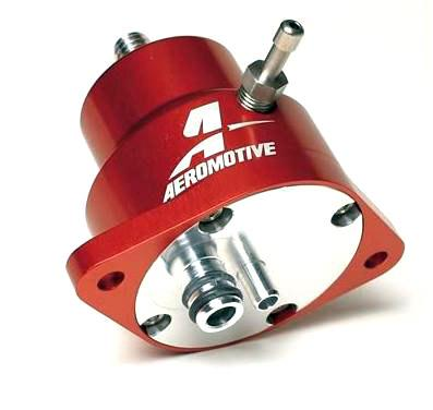 Aeromotive  Mustang Fuel Pressure Regulator (94-98) - Picture of Aeromotive  Mustang Fuel Pressure Regulator (94-98)