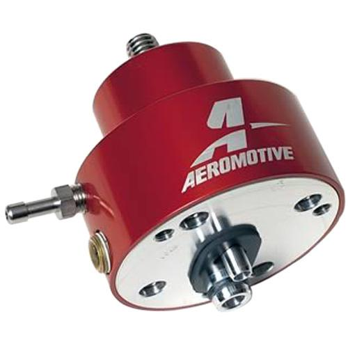 Aeromotive Mustang 5.0L Adjustable Fuel Pressure Regulator, 35-70 psi (86-93) 13103 - Aeromotive Mustang 5.0L Adjustable Fuel Pressure Regulator, 35-70 psi (86-93) 13103
