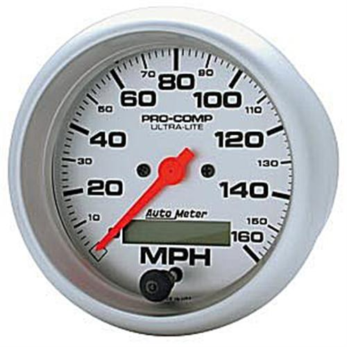 Autometer Ultralite Speedometer 3 3/8  Http://Www.Autometer.Com/Cat_Gaugedetail.Aspx?Gid=3116&Sid=11