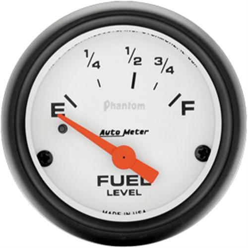 Autometer Fuel level gauge. 2