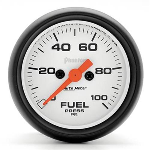 "Autometer  2 1/16"" Phantom Fuel Pressure Gauge - Autometer  2 1/16"" Phantom Fuel Pressure Gauge"