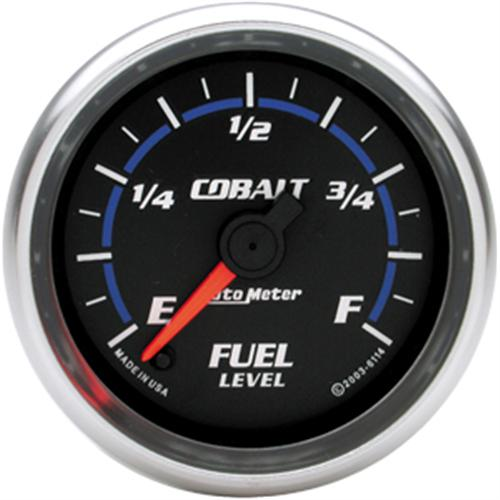 Autometer Cobalt Fuel Level Ga