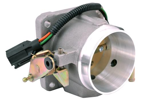 BBK Mustang 5.0L 70mm Satin Throttle Body (86-93) 1501