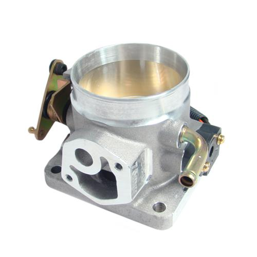 BBK Mustang 5.0L 75mm Satin Throttle Body (86-93) 1503