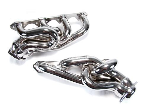 BBK Mustang 5.0L Chrome Equal Length Shorty Headers (79-93) 1512