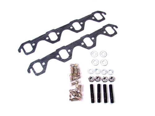 BBK Mustang 351w Swap Shorty Headers Ceramic (79-93) 5.8L 15110
