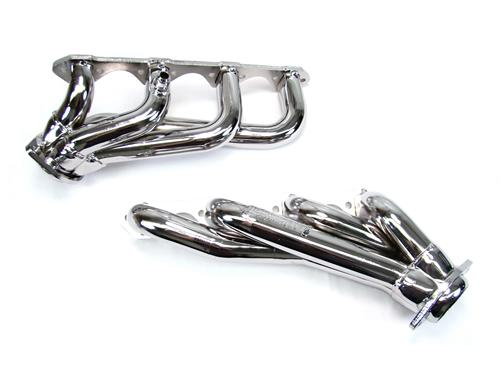 BBK  Mustang Shorty Headers Chrome (94-95) 5.0