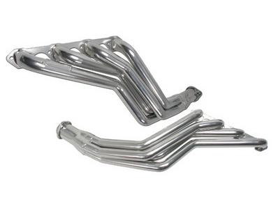 "BBK Mustang Ceramic Coated 1 5/8"" Long Tube Headers for Auto (79-93) 15310"
