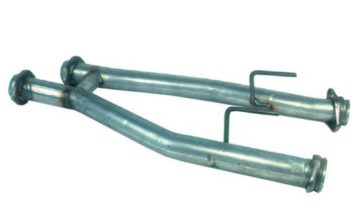 BBK  Mustang Off Road H-Pipe for Long Tube Headers (96-04) GT-Cobra