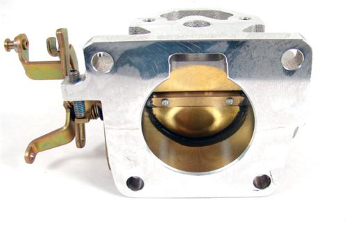 BBK  Mustang 56mm Throttle Body Satin (94-98) V6  3.8