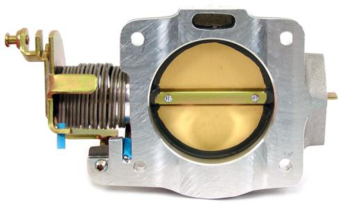 BBK  Mustang 65mm Throttle Body Satin  (99-00) V6 3.8