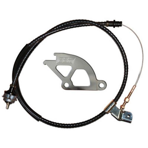 96-00 CABLE KIT, CLUTCH, ADJUSTABLE, W/ QUADRANT, GT/COBRA - 96-00 CABLE KIT, CLUTCH, ADJUSTABLE, W/ QUADRANT, GT/COBRA