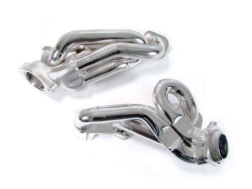 BBK  Mustang Shorty Headers Ceramic Coated (96-04) GT 4.6