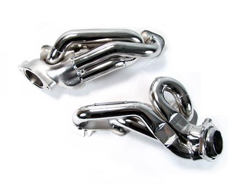 BBK  Mustang Shorty Headers Chrome (96-04) GT 4.6