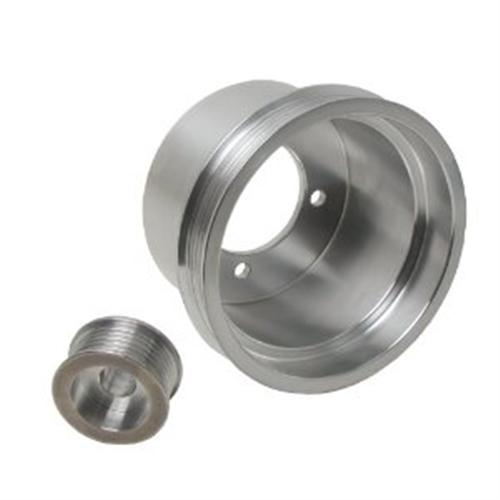 94-98 MUSTANG 3.8L UNDERDRIVE PULLEY KIT