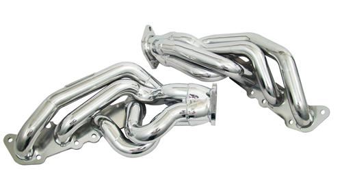 "BBK Mustang 5.0L 1 3/4"" Tuned Length Chrome Headers (11-14) 1632"