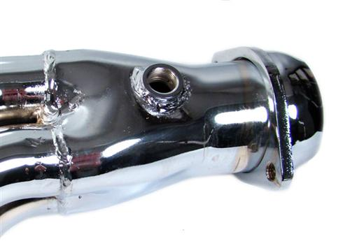 "BBK Mustang 5.0L 1 3/4"" Full Length Chrome Headers (11-14) 1633"