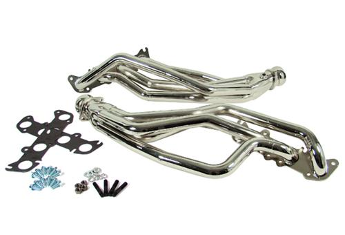 BBK  Mustang Coyote 5.0L Swap Full Length Headers Ceramic Coated (79-04)