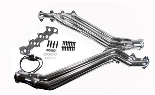 BBK Mustang Long Tube Headers Stainless Steel (05-10) GT 4.6L BBK-16415