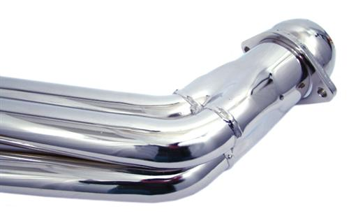 BBK Mustang 3.7L V6 1-3/4 Full Length Ceramic Headers Ceramic (11-14) 16420