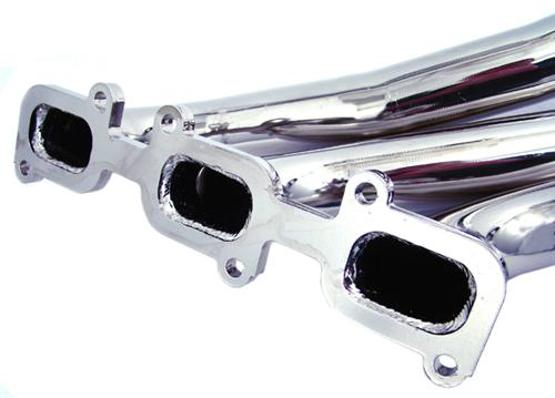BBK Mustang Full Length Headers - 1 3/4 Ceramic (11-14) V6 3.7 16420