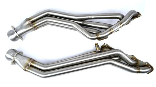 "BBK Mustang GT-500 1-3/4"" Long Tube Headers  Stainless Steel (07-12) 5.4L 16495"