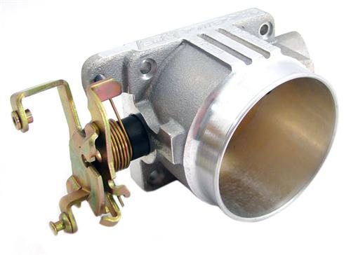 BBK  Mustang 70mm Throttle Body Satin (96-04) 2V 4.6 1700