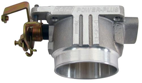 BBK  Mustang 70mm Throttle Body Satin (96-04) 2V 4.6