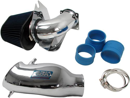 BBK  Mustang Fenderwell Cold Air Intake Kit (03-04) Cobra