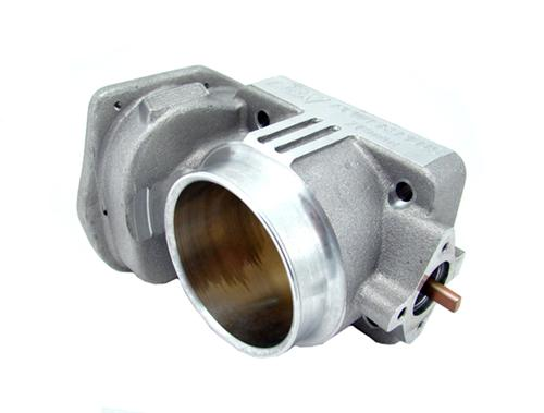 BBk Mustang 70mm Throttle Body Satin (05-10) V6 4.0L 1765