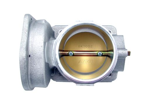 BBk Mustang V6 70mm Throttle Body Satin (05-10) 4.0L BBK-1765