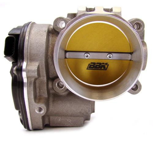 BBK Mustang 70mm Power Plus Throttle Body (11-14) V6 3.7L 1822