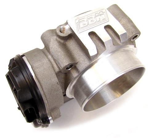 BBK Mustang 73mm Power Plus Throttle Body (11-14) V6 3.7L 1822