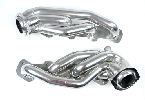 BBK  F-150 SVT Lightning Shorty Headers Ceramic Coated (99-04)
