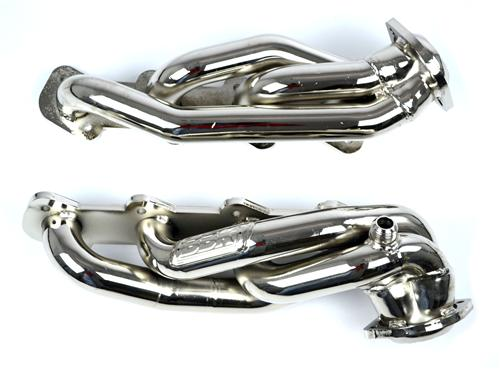 BBK  F-150 SVT Lightning Shorty Headers Chrome (99-04)