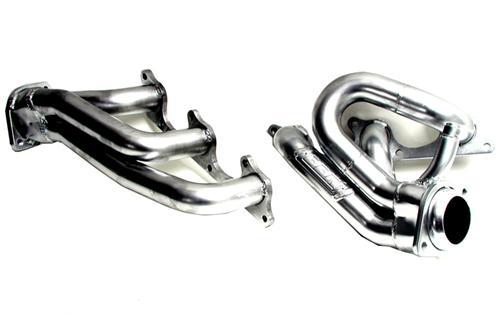 BBK Mustang Shorty Headers Chrome (05-10) V6  4.0L BBK-4010
