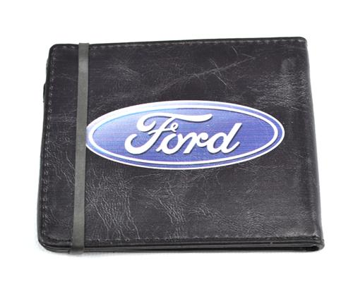 Ford Oval Logo Walllet