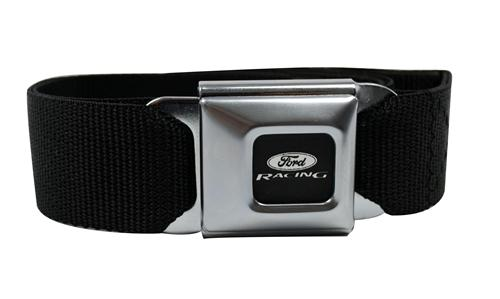 Belt, Ford Racing, Seat Belt Style - Picture of Belt, Ford Racing, Seat Belt Style