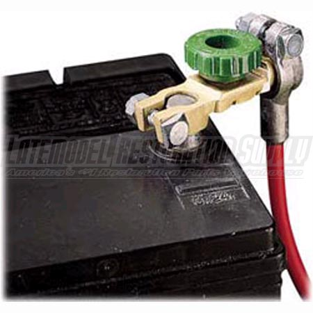 Mustang Top Post Battery Disconnect Switch (79-04)