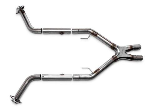 Bassani Mustang Off Road X-Pipe Stainless Steel  (05-10) GT 4.6L 46052 - 46052